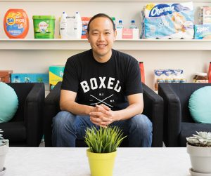 Founders Pledge Chieh Huang