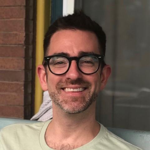 Portrait of Economics Professor Nick Papageorge.